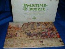 Pasttime Puzzle Get Smart